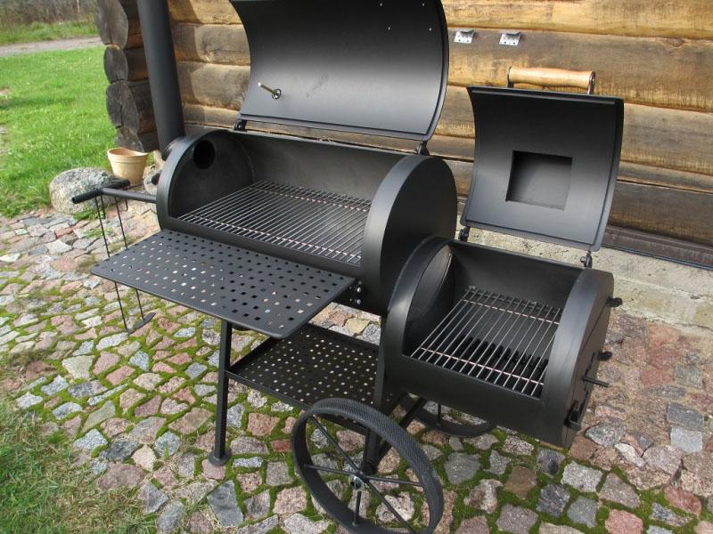 grill smoker 16 8 mm. Black Bedroom Furniture Sets. Home Design Ideas
