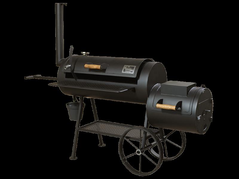 smoker grill 16 long 8 mm. Black Bedroom Furniture Sets. Home Design Ideas