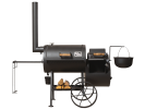 "Grill Smoker 20"" Compact / 6,2 mm"
