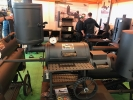 Mobil Smoker 10 / 4 mm / with smokehouse