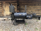 Pellet Smoker 3 in 1 20 Long / 6,2 mm / with Smokehouse