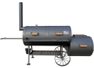 Grill Smoker 24 XL 6 mm